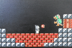 Super Mario vs Bower