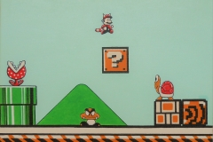 Super mario 3. 4 world