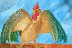 il gallo 60x50